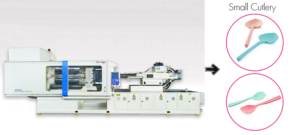 Tableware Injection Machine